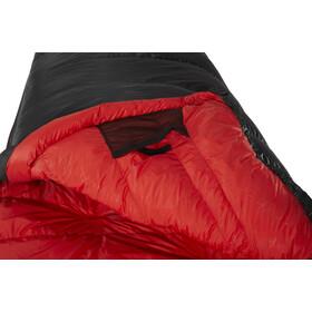 Y by Nordisk V.I.B 400 Sovepose XL, sort/rød
